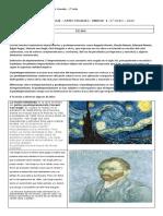 GUÍA DE APRENDIZAJE- ARTES-2CICLO-2020
