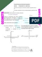 Guía plano cartesiano