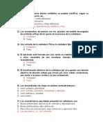 Cuestionario Metodos de Union y Desunion