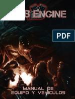 CdB Engine - Manual de Equipo y Vehículos v4.7 (2016)