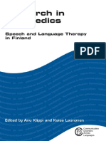 Research in Logopedics_ Speech and Language Therapy in Finland (2008).pdf