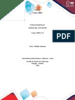 Unidad 3 Tarea 5 – Componente tecnológico