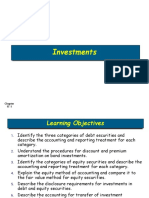 Investments (1)