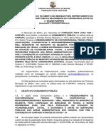 Edital Chamamento Publico mascaras funpapa coronavirus Belem - versão final