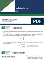 2. Ecuaciones para el diseño de tuberías circulares.pdf