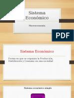 El Sistema Económico