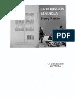 La Inquisición Española. Kamen Henry (Ed.Grijalbo)