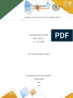 Paso 1 - Desarrollo Ejercicio 1- 2 Corteza cerebral y funciones cerebrales superiores
