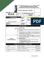 TA-3-03203 COMUNICACIÓN Y LA EMPRESA