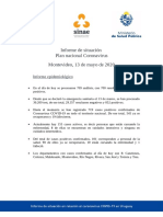 Informe de Situación Sobre Coronavirus COVID-19 en Uruguay (13 05 2020) (1)