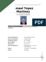 ISMAEL YEPES MARTINEZ