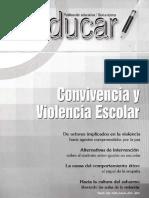Educar 56. (2011) CONVIVENCIA Y VIOLENCIA ESCOLAR.pdf