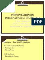 International Study Trip