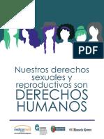 Nuestros Derechos Sexuales y Reproductivos son Derechos Humanos