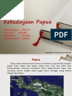 Kebudayaan Papua