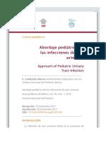 Abordaje pediátrico de las infecciones de vías urinarias