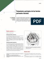 EMC - Hernias Perineais