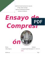 Ensayo de Compresión. Laboratorio de Materialess.docx