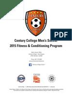 Athletics Mens Soccer Fitness