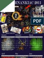 Signs of the Bernankiac Calendar
