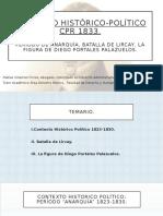 CONTEXTO HISTORICO POLITICO CPR 1833.pptx