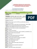 LES - Planteamiento diagnostico III