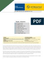 L&T Mutual Fund Form