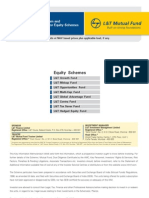 L&T Mutual Fund SIP Application Form Download
