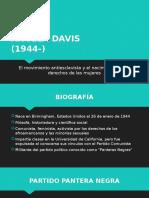 Presentación Angela Davis
