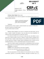 05-116-017 Teórico N° 9 (05-09) [REVISADO] Morfología verbal Modo subjuntivo – Textos conocidos Carmen III, Catulo