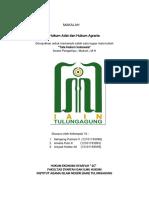 Tata hukum indonesia