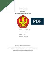 percobaan V (RAI WINDARI A251 18 001)