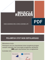 MUSCLE RELAXANTS.ppt