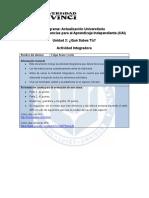 CAI U2 Act integradora