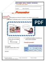 comunicacion  el pronombre 13- 05 - 2020.pdf