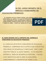 LA IMPORTANCIA DEL JUEGO INFANTIL EN EL MARCO