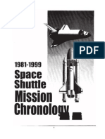 Space Shuttle Mission Chronology Vol 1 1981-1999