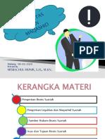Makalah Presentasi oleh MISBACHUL MUNIR, S.H., M.Kn..pptx