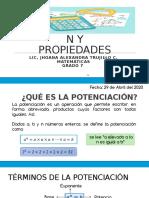 Potenciaciponypropiedadesenlosnumerosenteros.pptx