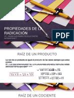 PRIEDADES DE LA RADICACIÓN.pptx