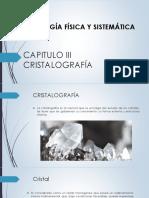 3. Cristalografía