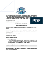 guía N. 2 Lengua Castellana. Grado tercero. 2020 actualizado 6 de abril