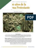 La Reforma Protestante 1 Parte