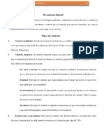 Yupanqui Garcia Luis Enrique - Tema - Tipos de Contrato de Trabajo