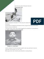 Berikut 10 nama pahlawan Revolusi atau Pahlawan Nasional
