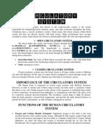 CIRCULATORY_SYSTEM_PRINT.pdf;filename= UTF-8''CIRCULATORY SYSTEM PRINT