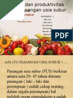 booklet Nutrisi dan produktivitas pada pasangan usia subur_ibu laila