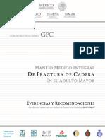 GPC DE MANEJO MÉDICO INTEGRAL DE FRACTURA DE CADERA EN EL ADULTO MAYOR CORPAS.pdf
