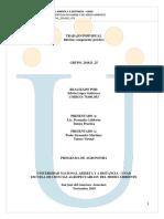 INFORME PRACTICA FISIOLOGIA VEGETAL
