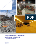 0196-Accelerated Bridge Construction Applications in California